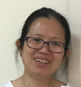 Felicia Chen - certified trainers